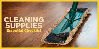 cleaning supplies list cleaning supplies that every home should have