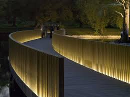 simply magical lighting curves and shade in a winning combination sacler crossing in kew outdoor lightinglighting ideaterior