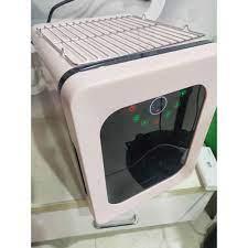 GIAO 2H] Máy tiệt trùng bình sữa dụng cụ ăn uống đồ chơi khử trùng bằng tia  UV chức năng sấy khô, khử mùi Govos giá cạnh tranh