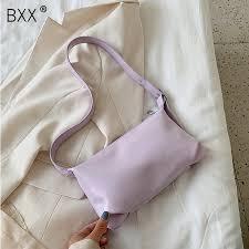 [BXX] <b>Crocodile Pattern PU</b> Leather Shoulder Bags For Women ...