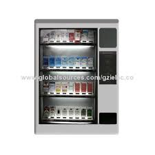 Wall Mounted Vending Machine Fascinating Multifunctional Custom Cigarette Vending Machine With Big Storage