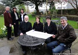 Hilary O Brien Cancer fundraiser cheque pres | Clare Champion Photo Sales