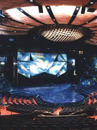 Mystere Theater Las Vegas Nv Cirque Du Soleil Mystere