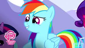 mlp friendship is magic meet rainbow dash behind the pony featurette you