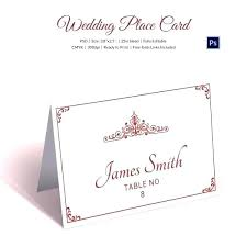 Table Setting Templates Place Setting Cards For Weddings Zbiztro Com