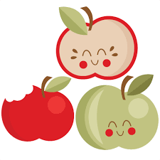 apple clip art png. cute apple set svg scrapbook cut file clipart files for clip art png