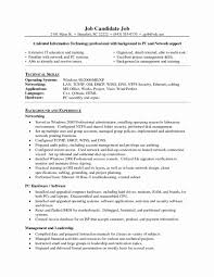 Stunning Resume Examples Tech Support Images Example Resume