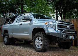 2014+ Tundra Front Bumper - Aluminum