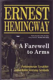 hemingway writing style a farewell to arms a farewell to arms writing style shmoop