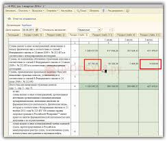 ФСС за квартал в С ЗУП  Дальше необходимо проверить итоговую сумму облагаемой базы ФСС из отчета Анализ начисленных налогов и взносов с суммой строки 4 Таблицы 3