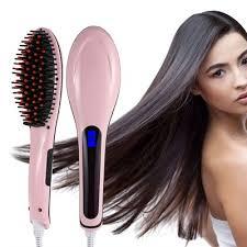 Электрическая Расческа Выпрямитель Fast Hair Straightener ...