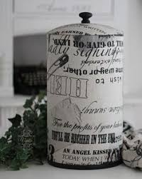 cool idea for a canister