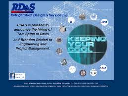 Refrigeration Design Technologies Inc Refrigeration Design Service Competitors Revenue And