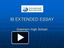 Home   IB Diploma  Extended Essay Guide   LibGuides at United