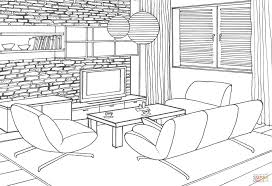 dining room printable art. Living Room Coloring Pages To View Printable Version Or Color It Online (compatible With IPad And Android Tablets). Dining Art I