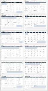 template calendar word 15 free monthly calendar templates smartsheet