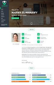 Html Resume Template Raptish Premium Vcard Resume Free Download