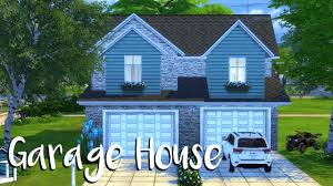the sims 4 garage house sd build cc links