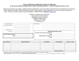 Purchase Request Form Template Excel Equipment Request Form Template Purchase Order Capital Free