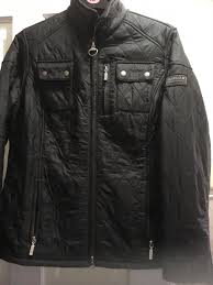 las international barbour jacket