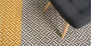 flat weave rug runner