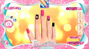 Princess Nail Salon Game - Android Apps on Google Play