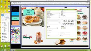 Restaurant Menus Layout Ce Labs Commercial Grade Pro A V Systems Restaurant Menus