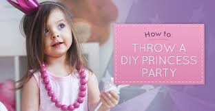 throw a diy princess party using a dash of homemade magic with our quick and easy ideas for darling decorations tasty treats and fun activities