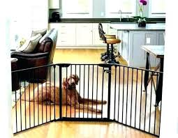 retractable pet gate indoor custom dog gates size baby fences gate for kitchen high with door