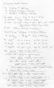 redox quiz review for chapter test review sheet answers