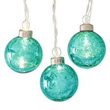 Mercury Glass String Lights Belham Living String Lights Mercury Glass Teal