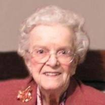 Obituary of Myrtle Gertrude Robertson | McPherson Funeral Services