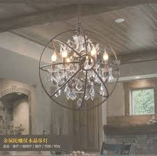 foucault s orb crystal chandelier antique rust globe pendant lamp have to do with orb crystal
