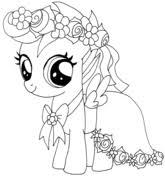 My Little Pony Kleurplaten Gratis Printbare Kleurplaten