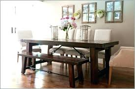 Rustic kitchen table with bench Western Style Dining Table With Bench Seats Bench Seat Table Dining Sets With Bench Rustic Kitchen Table With Mulestablenet Dining Table With Bench Seats Ipv6veinfo