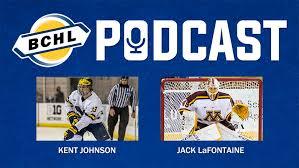BCHL Podcast: Dec. 17 (Kent Johnson & Jack LaFontaine) | BCHL League Site
