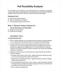 Organizational Assessment Template Awesome Feasibility Analysis Template Business Whitesoysauce