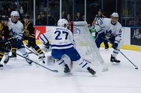 After The Whistle How Are The Toronto Marlies Handling A