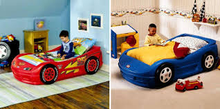 Car Bed For Toddler Boy 20 car shaped beds for cool boys room designs  kidsomania small