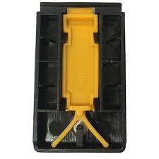 spacepro stanley part 1603y 1 top plastic insert sliding wardrobe door spares