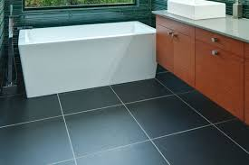 How To Clean Bathroom Floor Adorable Bathroom Flooring Options Easy To Clean Architecture Home Design