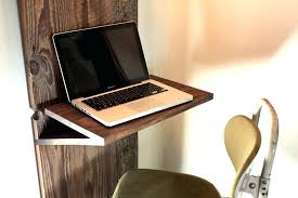 small wall desk wall mounted folding desk simple and narrow wall mounted folding inside wall mounted
