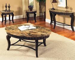 Steve Silver Hamlyn 5 Piece Round Faux Marble Top Metal Dining Table Set    Wilsonu0027s Furniture   Dining 5 Piece Set Bellingham, Ferndale, Lynden, ...