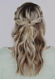 Source D Inspiration De Tuto Coiffure Cheveux Mi Longs