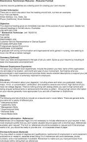 Avionics Technician Job Description 3 21 Resume Salaries Wages And ...