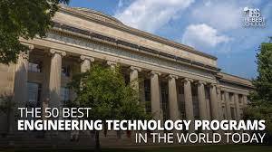United World Institute Of Design Ranking The 50 Best Engineering Technology Programs In The World