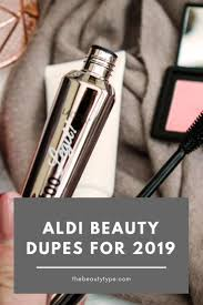 aldi uk have brought out some amazing beauty dupes from benefit nars clarinore check the and