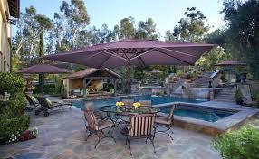 treasure garden umbrella cantilever replacement parts treasures patio going party umbrellas