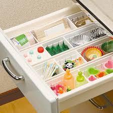 adjustable kitchen cutlery refrigerator drawer partition divider cabinet box plastic drawer storage organizer white diy grid cheap office drawers
