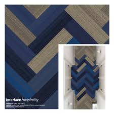 carpet tile installation patterns. Interface Walk The Plank Carpet Tile, Herringbone Corridor Tile Installation Patterns A